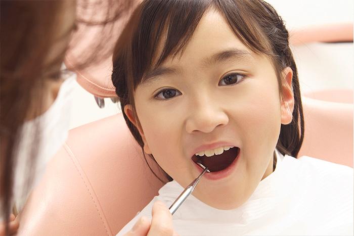 小児虫歯治療